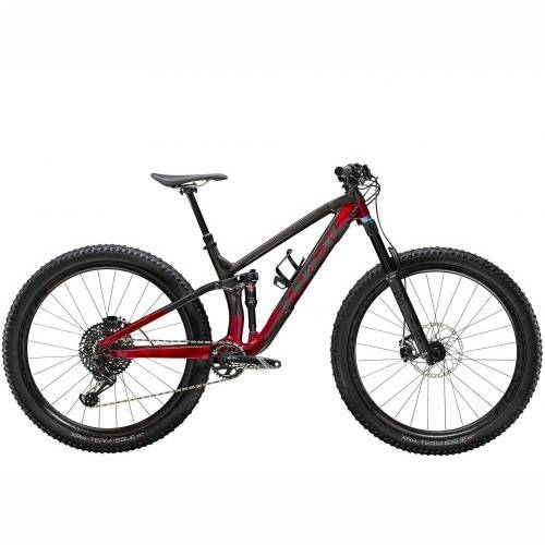 BICIKL TREK MTB FUEL EX 9.8 GX XS 27.5 RAW CARBON/RAGE RED / 2020 Cijena