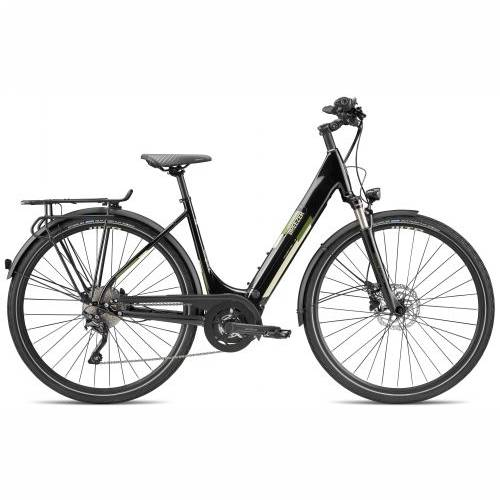 BICIKL BREEZER E-BIKE POWERTRIP EVO 1.3+ LS 55cm  Black / 2020 Cijena