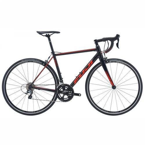BICIKL FUJI TRKAĆI SL A 1.5 56CM SATIN BLACK / RED ORANGE / 2020 Cijena