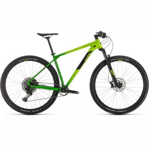 Cube Reaction race green 'n' black 2020 Cijena