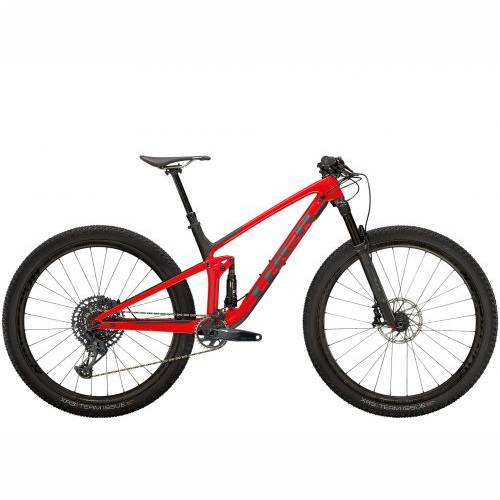 BICIKL TREK MTB Top Fuel 9.8 GX ML Gloss Red/Matte Carbon Smoke / 2021 Cijena