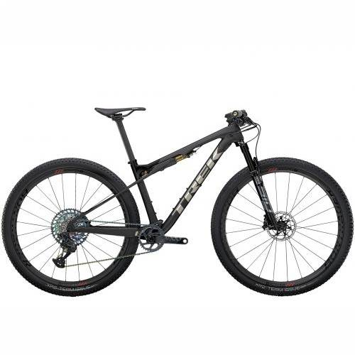 BICIKL TREK MTB Supercaliber 9.9 XX1 ML Matte Raw Carbon/Gloss Trek Black / 2021 Cijena