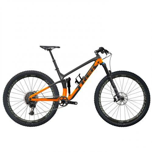 BICIKL TREK MTB Fuel EX 9.7 NXGX S 29 Lithium Grey/Factory Orange / 2021 Cijena
