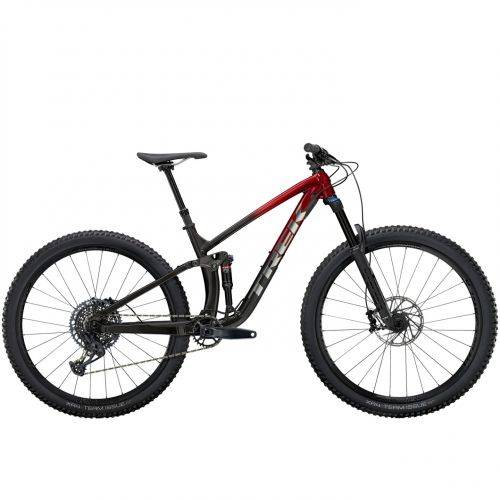 BICIKL TREK MTB Fuel EX 8 GX S 29 Rage Red to Dnister Black Fade / 2021 Cijena
