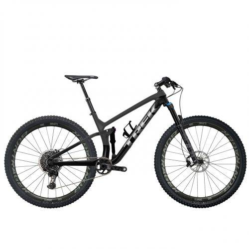 BICIKL TREK MTB Fuel EX 9.7 NXGX ML 29 Matte Raw Carbon/Gloss Trek Black / 2021 Cijena