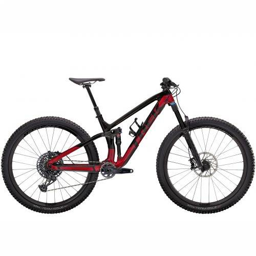 BICIKL TREK MTB Fuel EX 9.8 GX M 29 Raw Carbon/Rage Red / 2021 Cijena