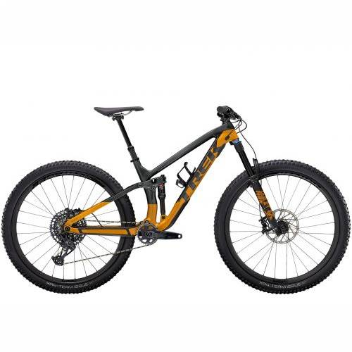 BICIKL TREK MTB Fuel EX 9.8 GX M 29 Lithium Grey/Factory Orange / 2021