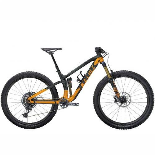 BICIKL TREK MTB Fuel EX 9.9 XO1 S 27.5 Lithium Grey/Factory Orange / 2021 Cijena